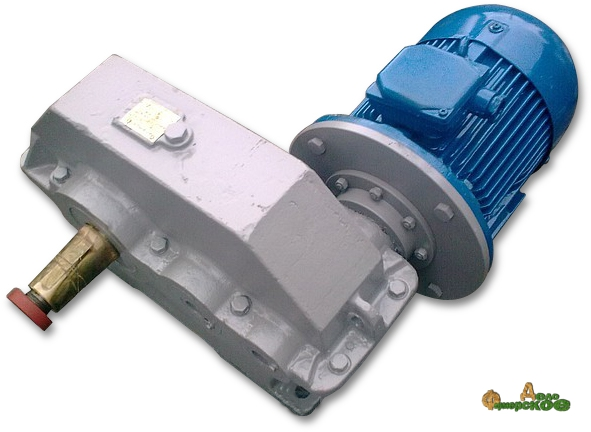 Мотор-редуктор 1МЦ2У-200