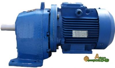 Мотор-редуктор 4МЦ2С-63М
