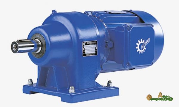 Мотор-редуктор MHL 40/2 - 15,  22 - 93,  3 - 2,  2